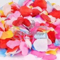 Лепесткы  роз