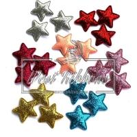 Аппликация звездочка блеск