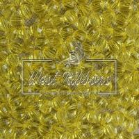 Хрусталька 8 мм , желтая