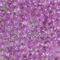 Хрусталька 8 мм , светло-фиолетовая