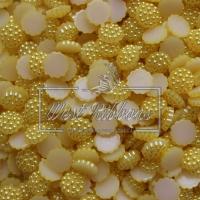 С-ка пластик -пупер 1 см, желтый