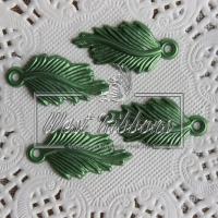 Серединка листик прицепной, зелёный