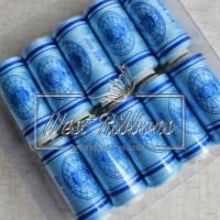 Нитки № 40 голубой (sss)