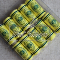 Нитки № 40 желтые (sss)