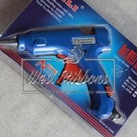 Термопистолет 7 мм, синий
