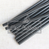 Термоклей 7 мм чёрный