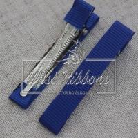 Утка репс 5.5 см, синяя