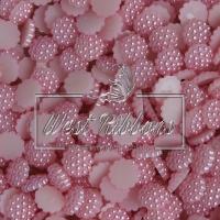 С-ка пластик -пупер 1 см, розовый