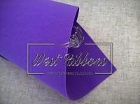 Фоамиран 1 мм, темно-фиолетовый