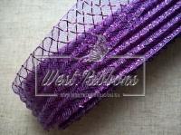 Регилин 4.5 см, ГАФРОВАННЫЙ-фиолетовый