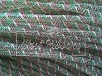 Регилиновая трубка , красно-зелёная