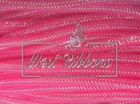 Регилиновая трубка , розово-перламутровая