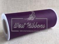 Фатин в рулонах , фиолетово-чернильный