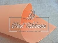 Зефирный фоамиран,оранжевый