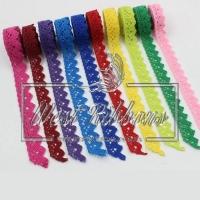Кружево вязаное 1.1 см