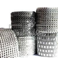 Шина декоративная серебро