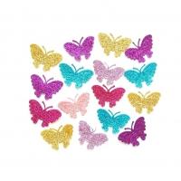 Аппликации бабочки, цветочки