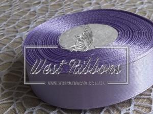 Атлас 1.2 см св-фиолетовый 090