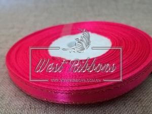 Люрекс 0.6 см , насыщенно ярко-розовый с золотом