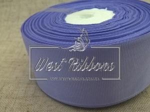 Репс 4 см , светло-фиолетовый РУЛОН