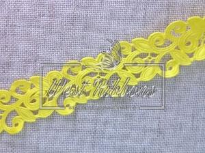 Ажур-дорожка 2 см, желтая