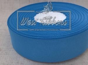 Репс 2,5 см, синий