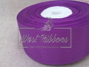 Репс 4 см , темно-фиолетовый РУЛОН