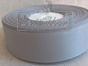 Репс  2.5 см , серебро