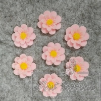 C-ка  М-ША Ромашка  2 см , розовая
