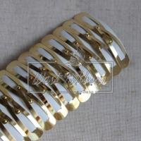 Заколки тик-так ,золото (40 шт.)