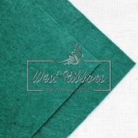 Фетр 1 мм ,темно-зелёный