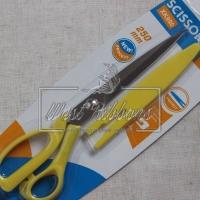 Ножницы для лент XK 989  желтые