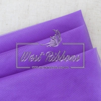 Фатин  мягкий, средне-фиолетовый ( т. лаванда )