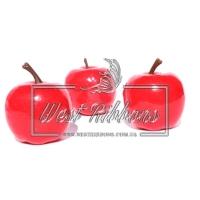 Яблочко большое , красное
