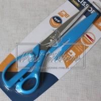 Ножницы для лент XK 989, ср.синие