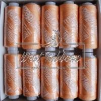 Нитки № 40  персик
