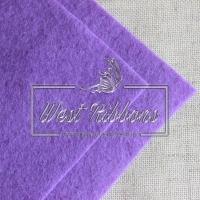 Фетр 1 мм , средне-фиолетовый
