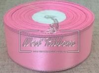 Люрекс 4 см , розовый