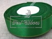 Люрекс 2.5 см , зеленый РУЛОН