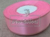 Люрекс 2.5 см , светло-розовый РУЛОН