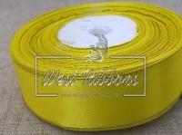 Люрекс 2.5 см , желтый РУЛОН
