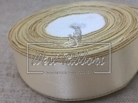 Люрекс 2.5 см , молочный РУЛОН на