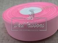 Репс 2.5 см, светло-розовый РУЛОН