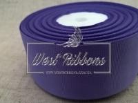 Репс 4 см, средне- фиолетовый РУЛОН