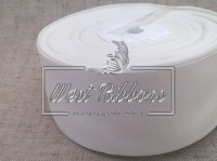 Репс 4 см , белый