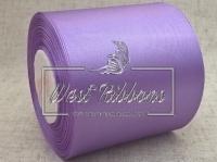Атлас  8 см средне-фиолетовый