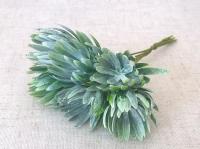 Добавка (зелень) с белым напылением