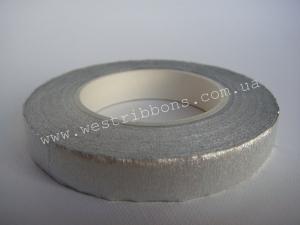 Тейп -лента серебро